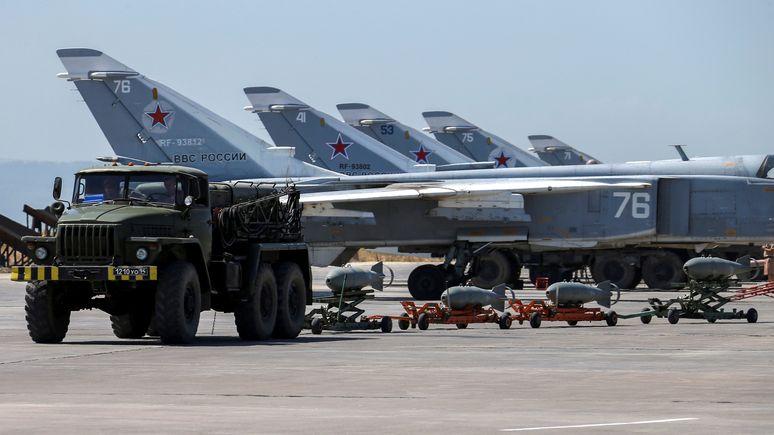 Newsweek: Россия сможет из Сирии следить за самолётами на аэродромах Израиля и Европы