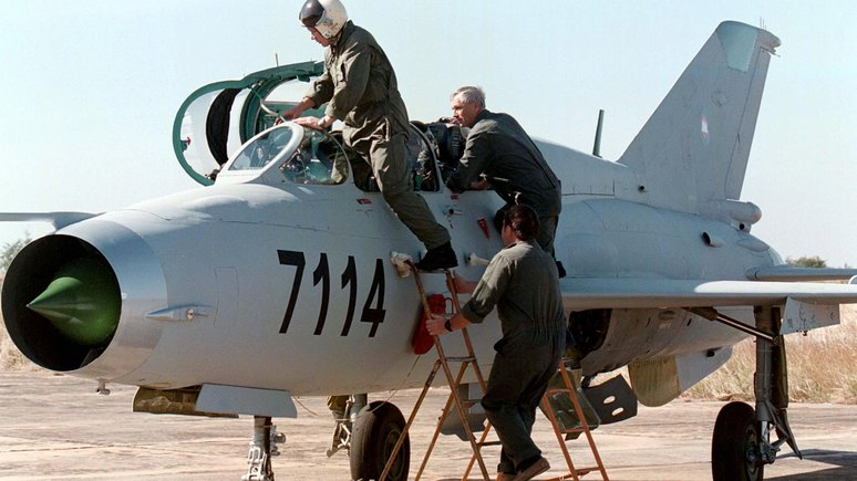 Hindu: Индия подарит России «винтажные» МиГ-21 в знак дружбы