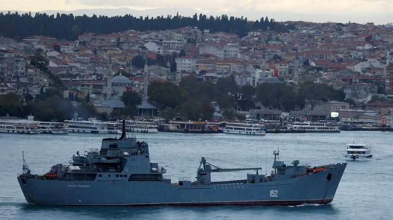Contra Magazin: морская блокада России приведёт к военным столкновениям на воде