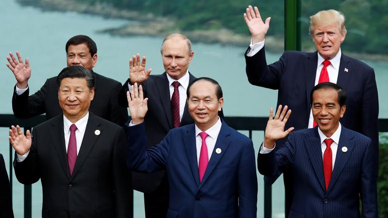 Foreign Policy: «музыка для ушей» Путина — Трамп пошатнул имидж США во всём мире