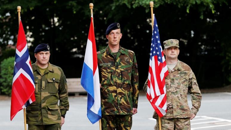 NRK: Россия не оставит незамеченным присутствие сотен американских солдат в Норвегии