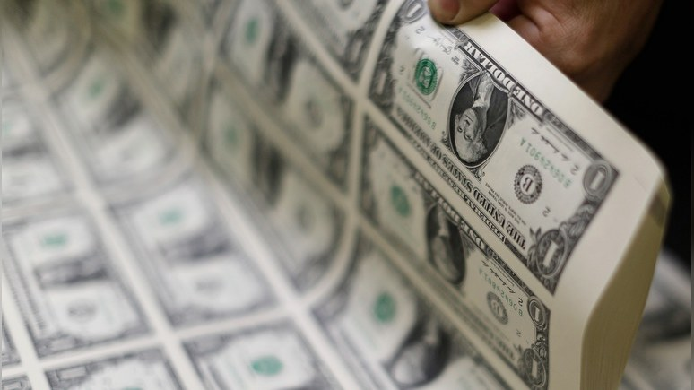Тирания доллара подходит кконцу— СМИ США