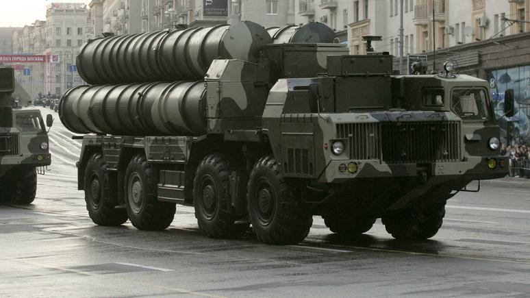 Haaretz: доставка С-300 в Сирию говорит о новой долгосрочной стратегии России