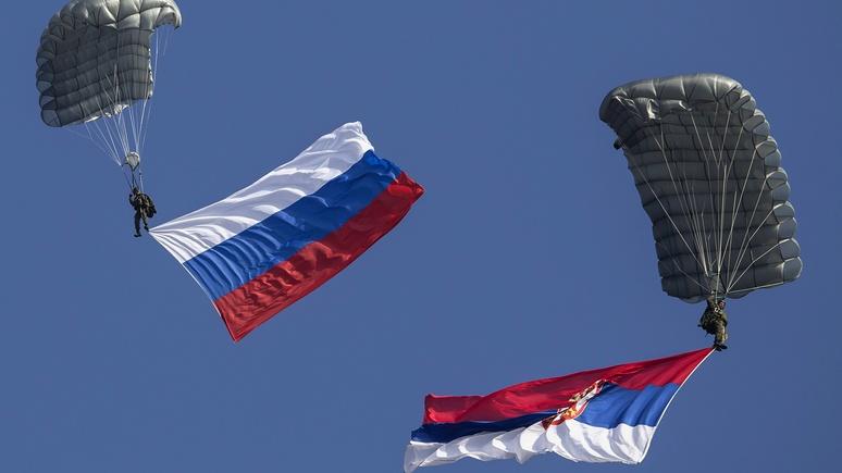 Washington Post: низкобюджетная стратегия России в Сербии приносит успех
