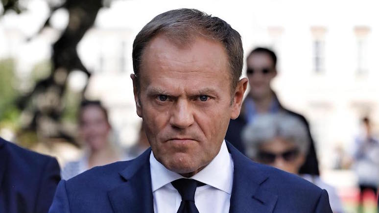 Wprost: глава МИД Великобритании обидел Туска сравнением ЕС с СССР