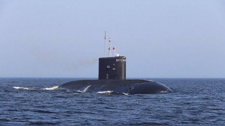 Telegraph: американского адмирала встревожила российская «подводная угроза»