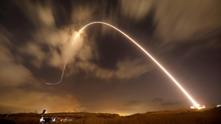 Daily Star: российские ракеты заставили США вспомнить о «Звёздных войнах»