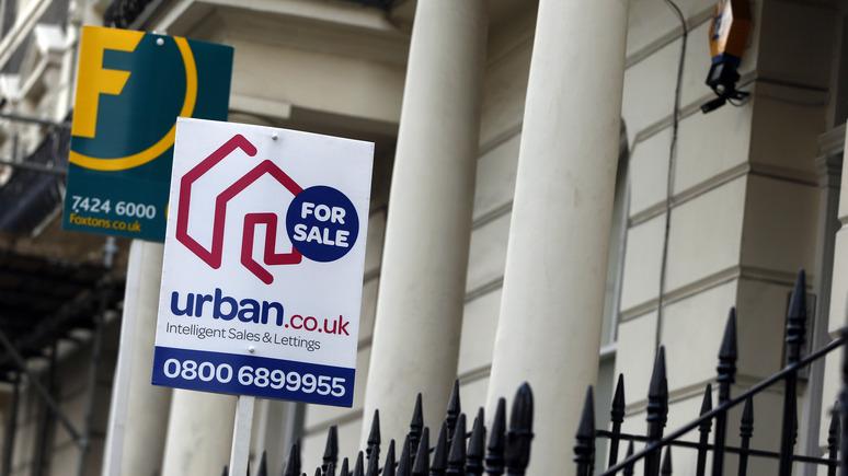 Times: 40% молодых англичан не могут позволить себе даже самое дешёвое жильё