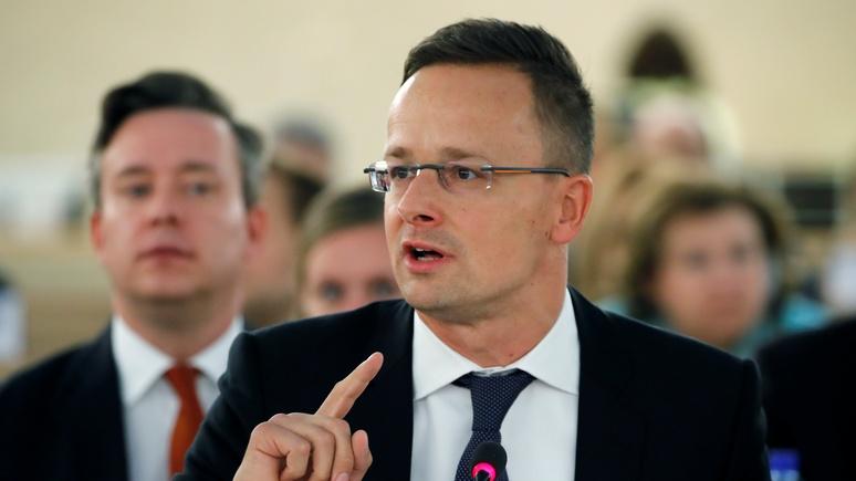 ВМИД Венгрии отреагировали насписок собственников венгерских паспортов, составленный «Миротворцем»