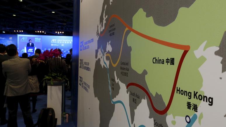 Times: российский участок «Нового шёлкового пути» позволит Китаю укрепить влияние