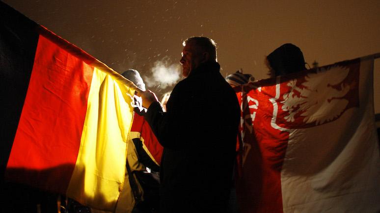 """Польша потребует от Германии триллионных репараций за """"забытую"""" войну"""