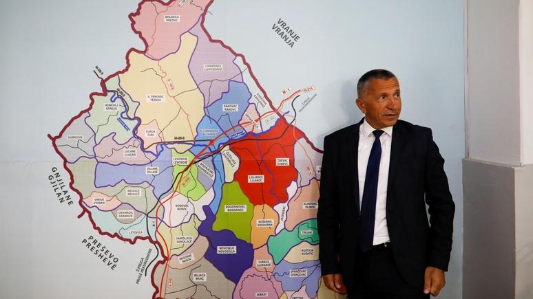 Blick: по вине ЕС Балканы вновь сотрясают старые конфликты