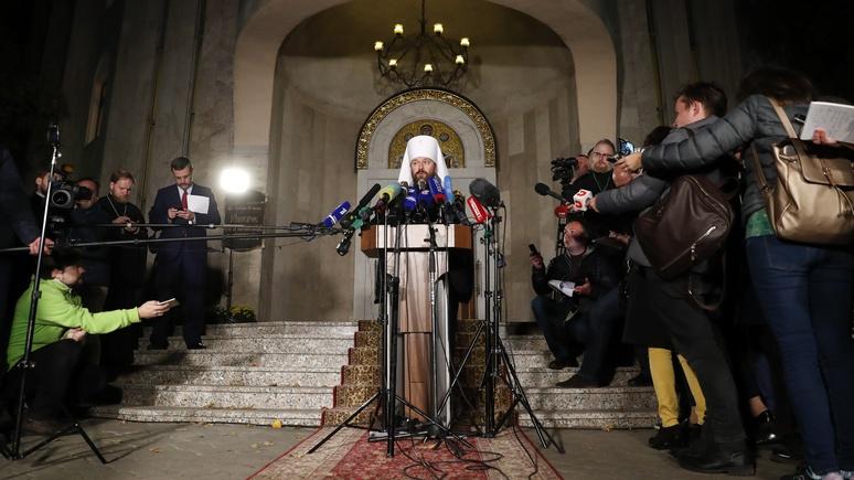 RFI: Разрыв между Москвой и Константинополем грозит православному миру кризисом