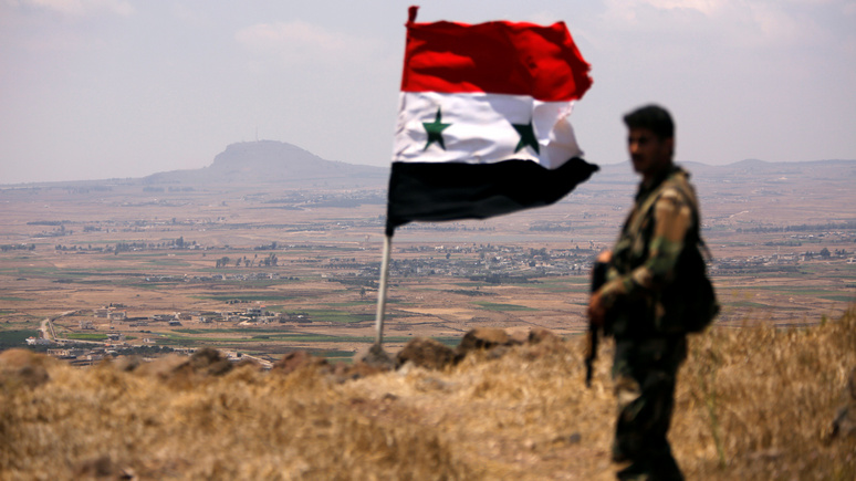 NBC: США планируют ввести санкции против России и Ирана за восстановление Сирии
