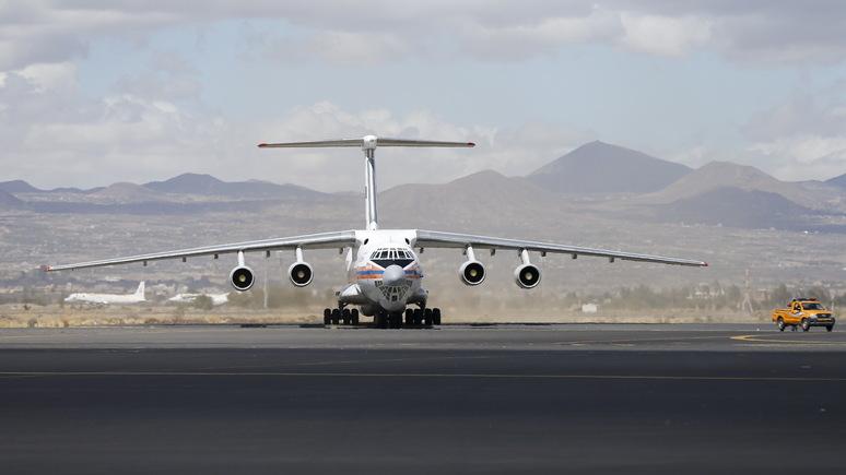 WP: в Крыму хотят навести с Дамаском «воздушный мост» в помощь туризму