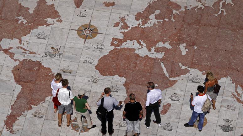 Daily Mail: американцы не знают, где на карте Сирия, и могут спутать Россию с Испанией
