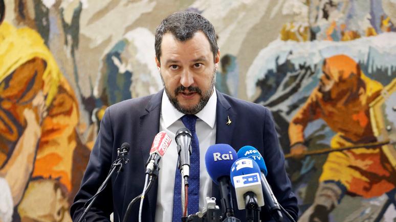 Le Temps: Италия становится для ЕС большей проблемой, чем брексит