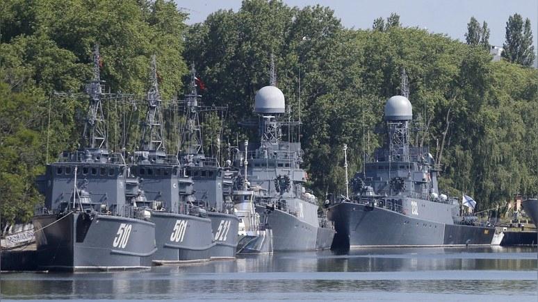 Обозреватель Bloomberg: Путин усиливает Калининград, чтобы посеять раздор в НАТО