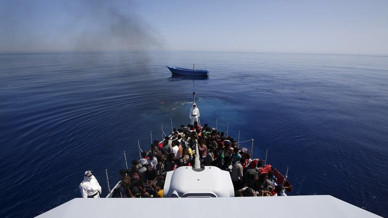 Премьер-министр Чехии: нелегальные мигранты должны вернуться домой