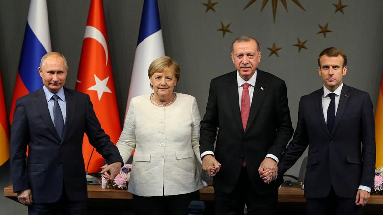 Политолог: стамбульский саммит стал символом возвращения европейцев в Сирию