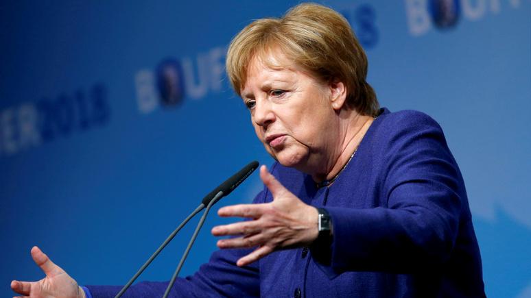 Zeit: обратный отсчёт для Меркель уже запущен