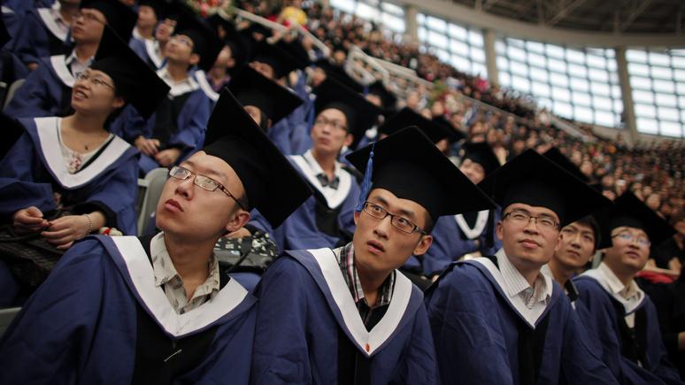 WT: Китай тайно отправляет военных учёных на учёбу в западные университеты