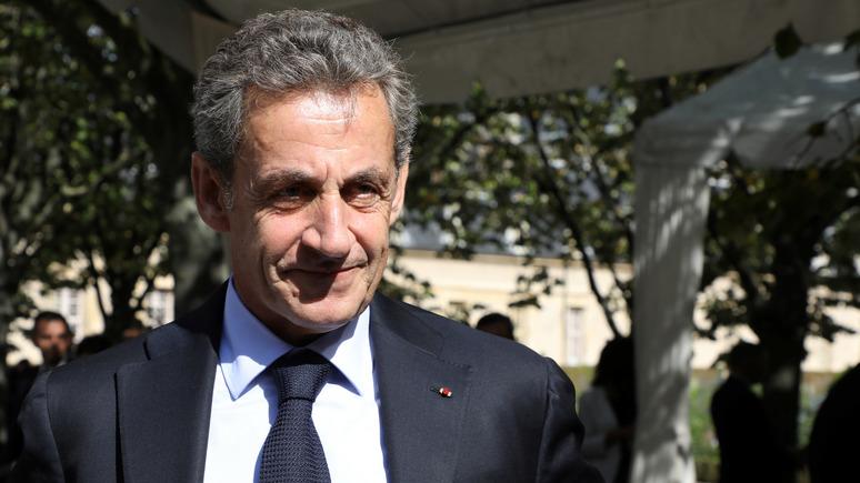 Саркози удивился эффекту антироссийских санкций
