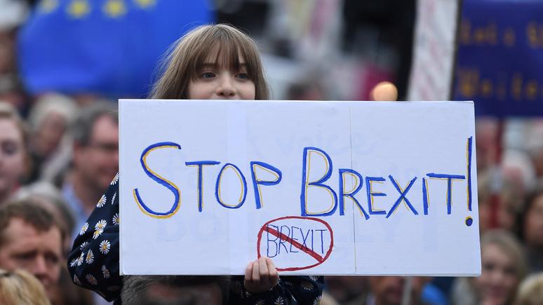 СМИ узнали осекретной сделке Мэй c европейским союзом поBrexit