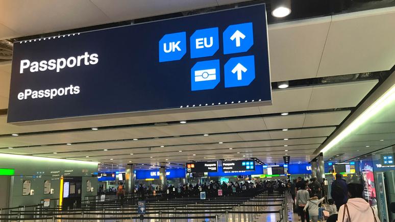 Verge: ЕС опробует на туристах виртуальный детектор лжи