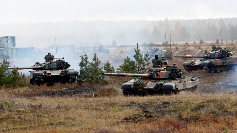 Обозреватель WT: расширение НАТО — безумие, чреватое войной с Россией