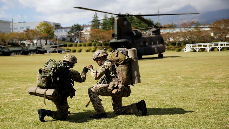 Times: нехватка военнослужащих вынуждает британскую армию искать призывников в других странах