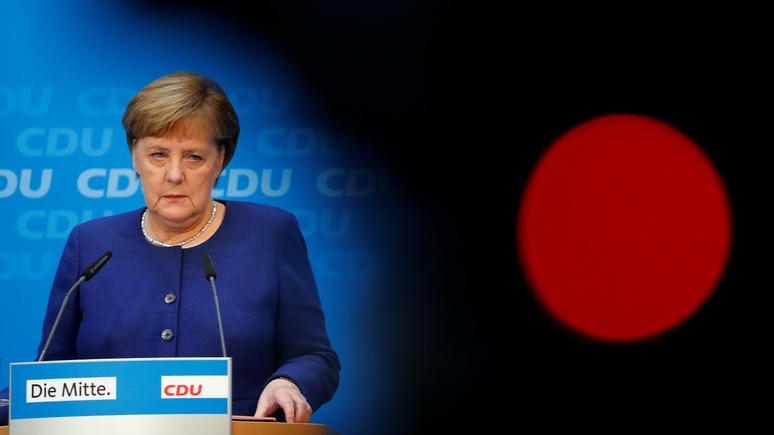 Welt: наследием Меркель станет практически неуправляемая Германия