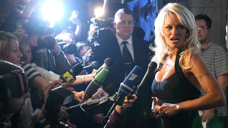 Памела Андерсон осудила #MeToo ивоззвала к«здравому смыслу» женщин