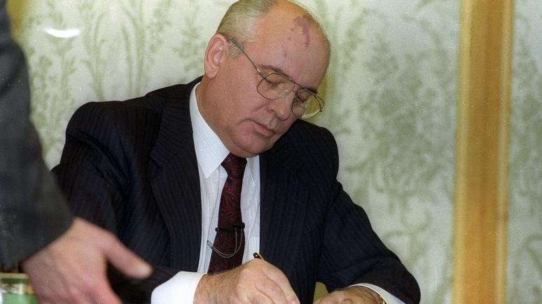 Обозреватель Asia Times предрёк политике Трампа судьбу перестройки Горбачёва