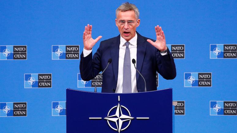 Столтенберг сделал объявление оразмещении ядерных ракетах вевропейских странах