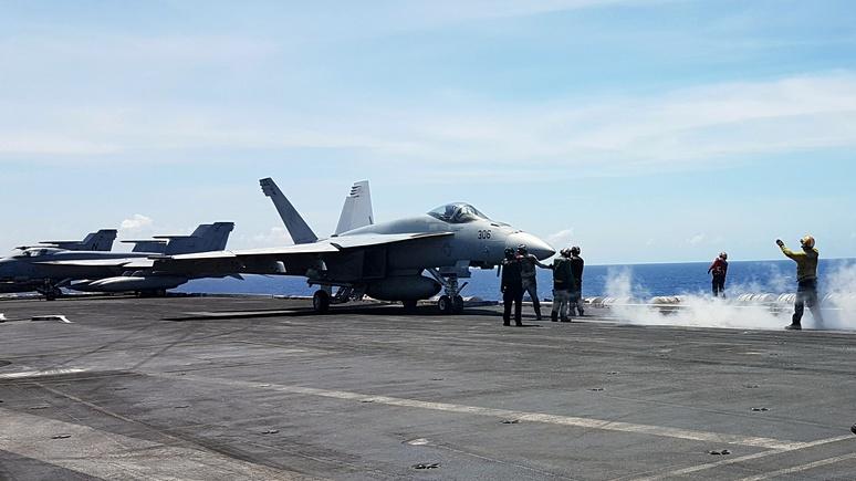 NYT: Южно-Китайское море — самый взрывоопасный пункт в соперничестве Пекина и Вашингтона