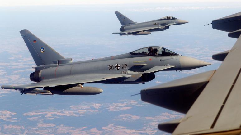 FAZ: самый дорогой истребитель в истории немецких ВВС бессилен против С-400