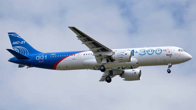Forbes: из-за санкций Сирийские авиалинии променяют Airbus на российские МС-21