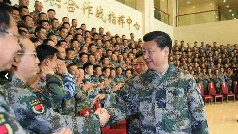 SCMP: Китай готовится перейти от стратегии самообороны к упреждающим ударам