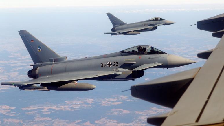 WSJ — европейцам: о военной самостоятельности «можете мечтать дальше»