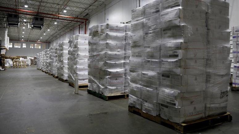 Guardian: перед брекситом британцы запасаются продуктами