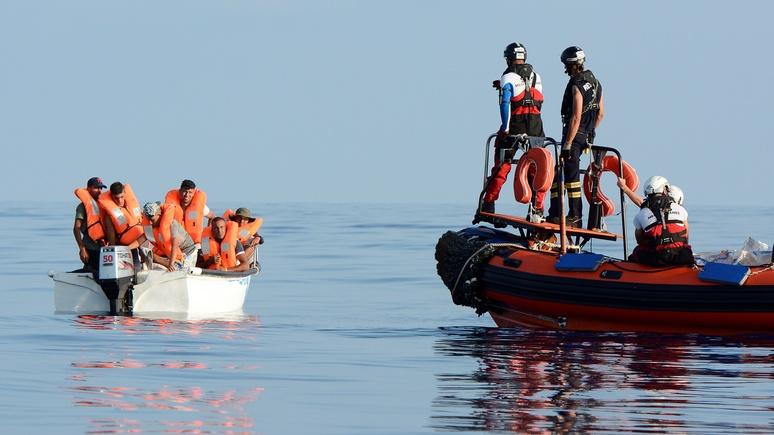 Guardian: миграционному кризису в Европе уже три года, а воз и ныне там