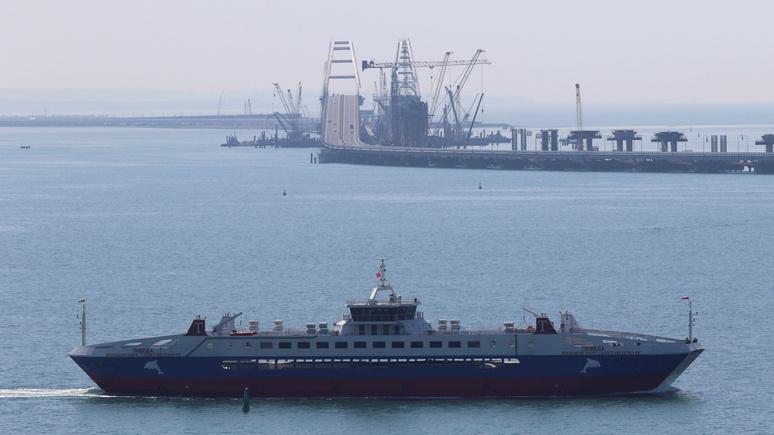 DWN: украинский конфликт грозит «поджечь» Азовское море