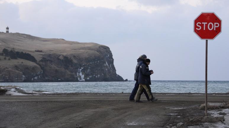 Nikkei: половина японцев согласна и на два острова Южных Курил — для начала