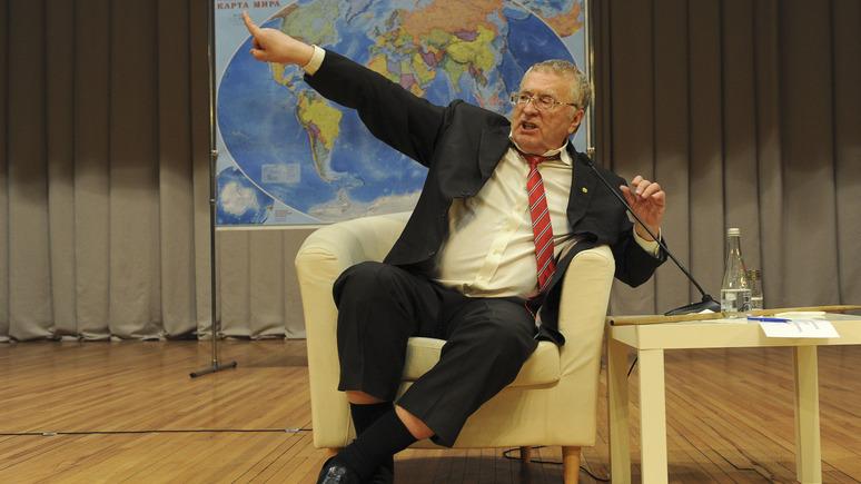 Обозреватель: Жириновский пригрозил разгромить украинскую армию за полчаса