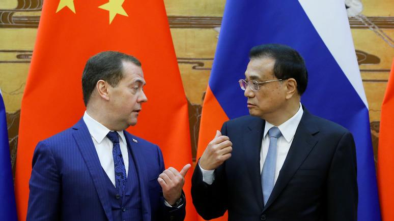 National Interest: нельзя упускать из виду сотрудничество Москвы и Пекина