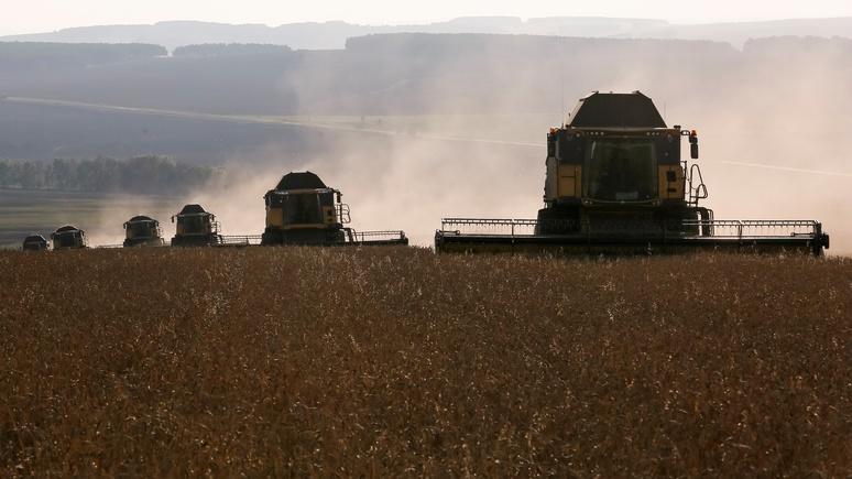 Economist: предприимчивым фермерам России удалось преодолеть наследие советской коллективизации
