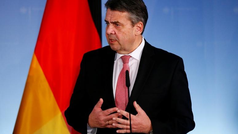 Экс-глава МИД Германии: Украина пыталась втянуть нас в войну — ИноТВ
