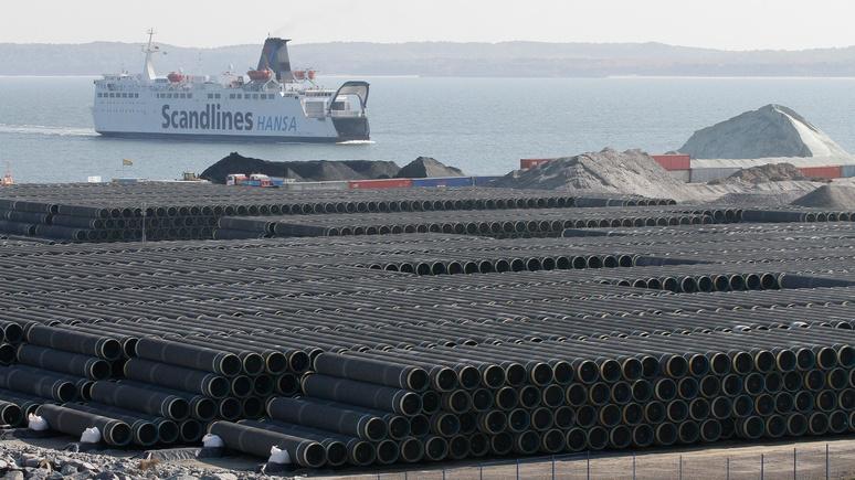 Польша иДания договорились огазопроводе вБалтийском море