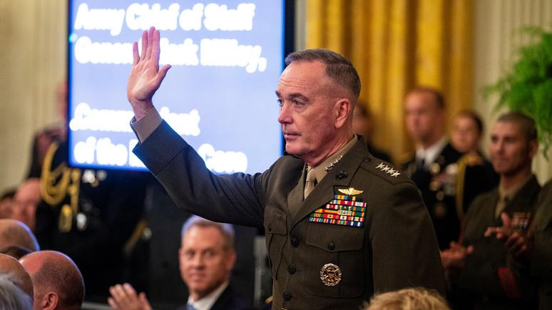 Hill: Америка не рассматривает военный ответ на инцидент в Керченском проливе